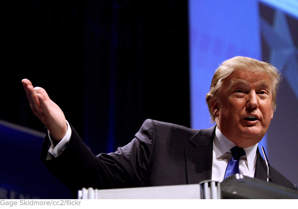 Donald Trump's 'huge and not widely understood' disadvantage via MSNBC