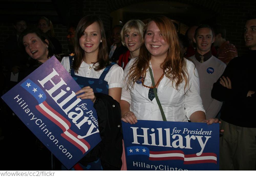 Hey, Millennials, Hillary Clinton made history via USA Today