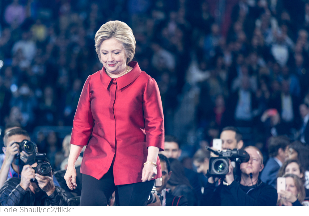 This may shock you: Hillary Clinton is fundamentally honest via The Guardian