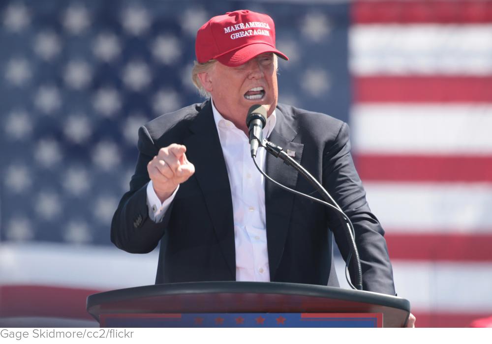Nobody brings the crazy quite like Trump via The Washington Post