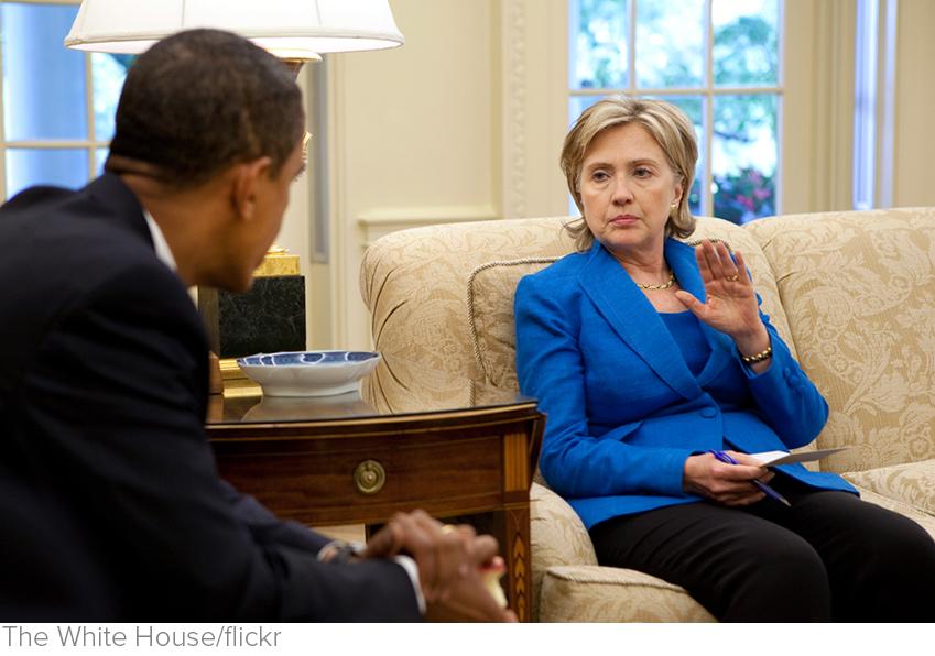 Benghazi panel faults Clinton via The Hill