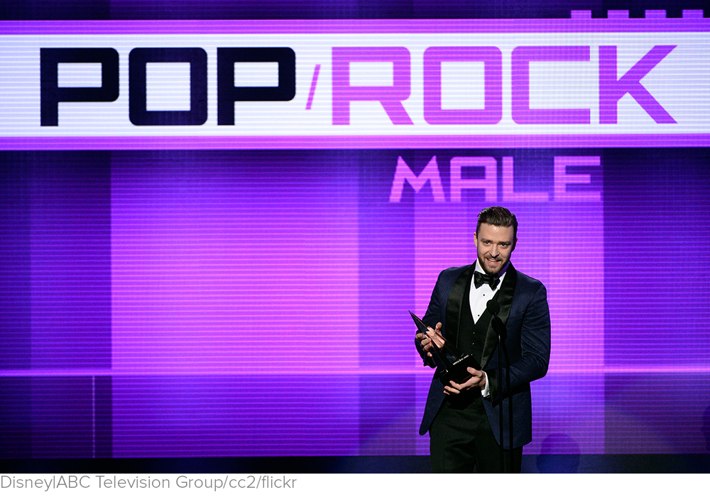 "Justin Timberlake Isn't a ""Cultural Appropriator"" via Philadelphia Magazine"