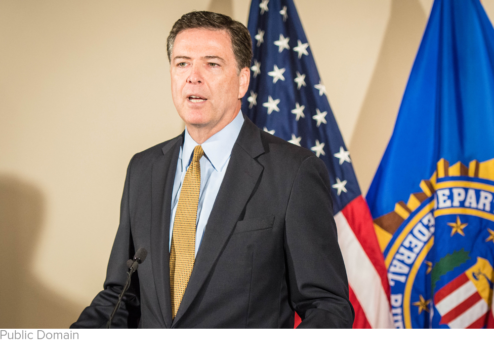FBI's Comey says 'no reasonable prosecutor' would bring a case against Clinton for emails via CNBC