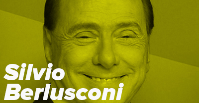 The Trump-Berlusconi Syndrome via The New York Times PHOTO: European People's Party/cc2/flickr