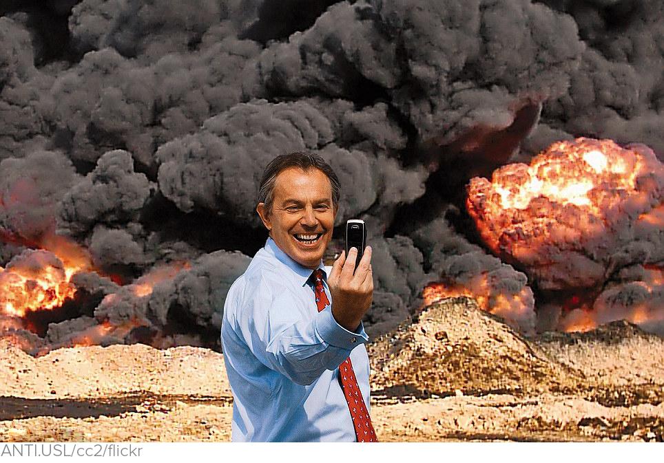 No remorse - Tony Blair fails to understand via Deutsche Welle