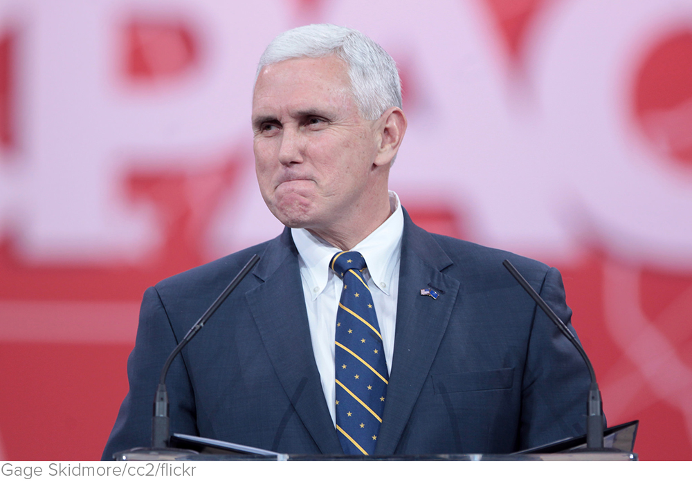 Neither Pence nor Gingrich is going to help Trump via The Washington Post