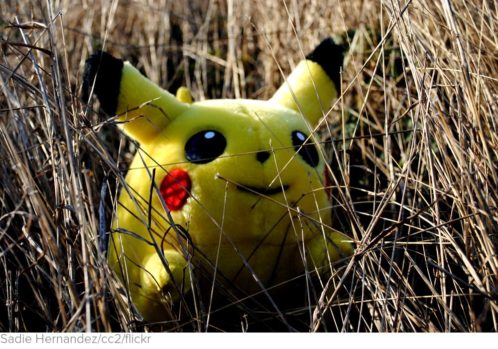 Is this the world's most dangerous game? Fears new Pokemon Go app craze could be used by paedophiles to lure unsuspecting young players via The Daily Mail