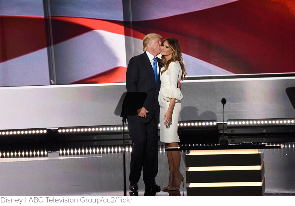 Republican National Convention: Speakers, including wife Melania, testify to Donald Trump's readiness to be president; others savage Clinton via The Washington Post