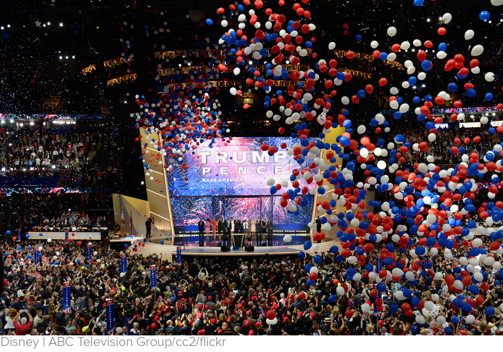 Winners and losers from the final night of the Republican National Convention via The Washington Post