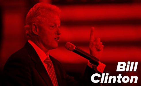 Bill Clinton's emerging role in a Hillary presidency: economy tsar via The Guardian