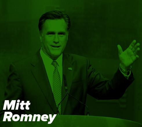 Is Hillary Clinton a liberal Mitt Romney? via Chicago Tribune PHOTO: Mark Taylor/cc2/flickr
