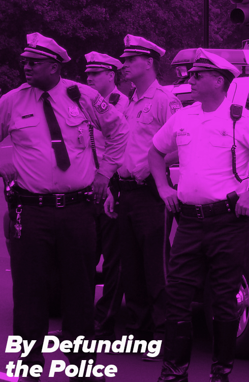 New York's newest protesters are right: it's time to defund police via The Guardian