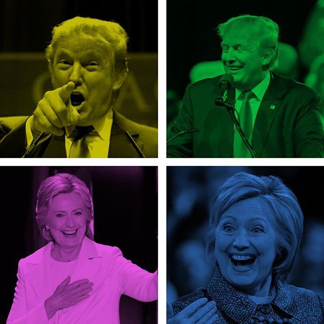 Who's really gonna win? Two candidates, four answers. See every side @counterpointing.com (link in bio)