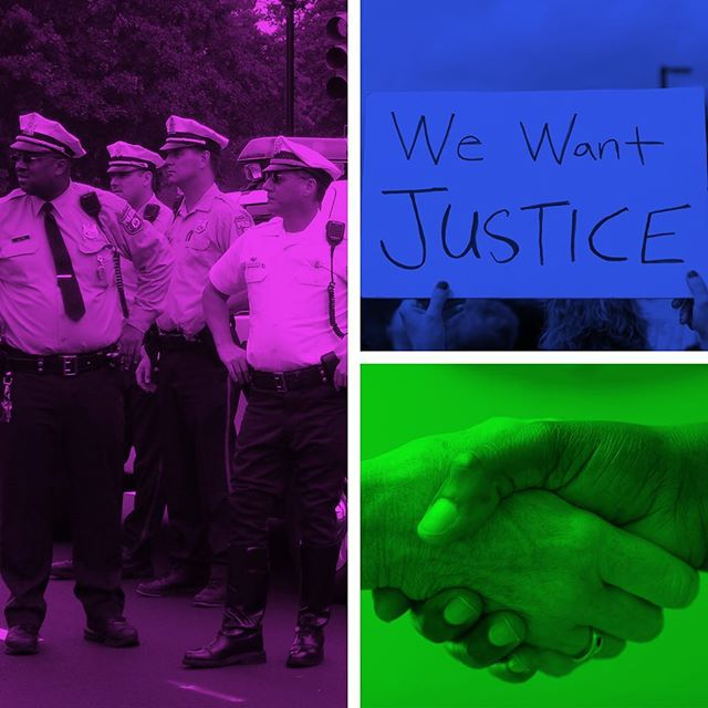 How can we achieve racial equality? Read three different angles at counterpointing.com (link in bio)