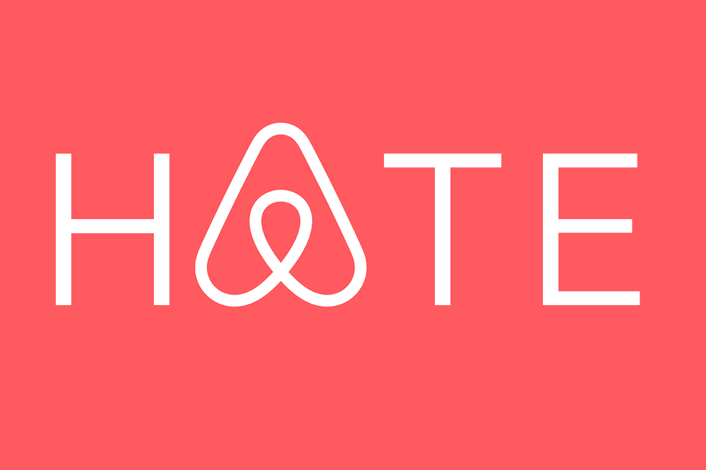 Airbnb tries to fight racism with rule changes via The LA Times