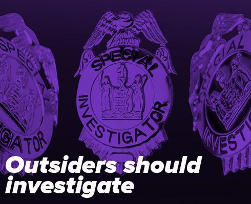 Outsiders must investigate police shootings via The Sacramento Bee