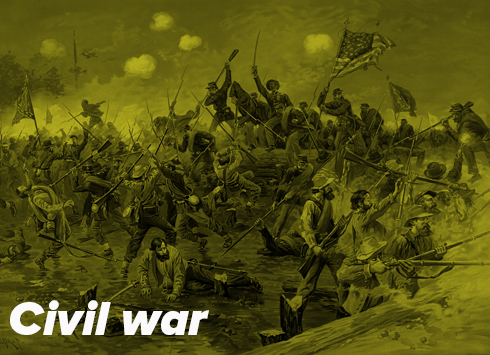 Trump supporters are talking about civil war. Could a loss provide the spark? via The Wasington Post