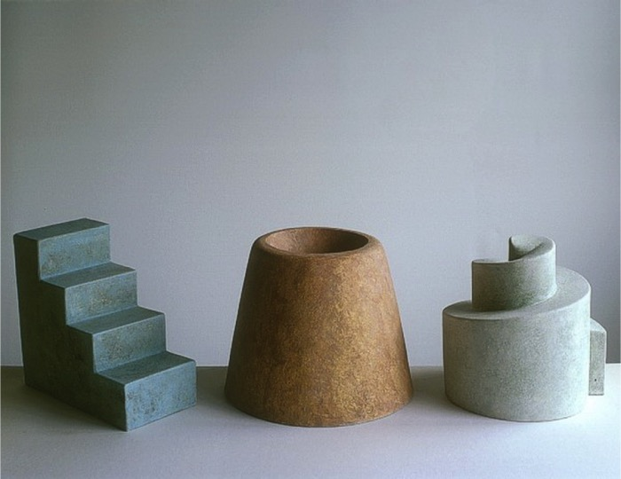 Shelf life, 1995, 20cm high