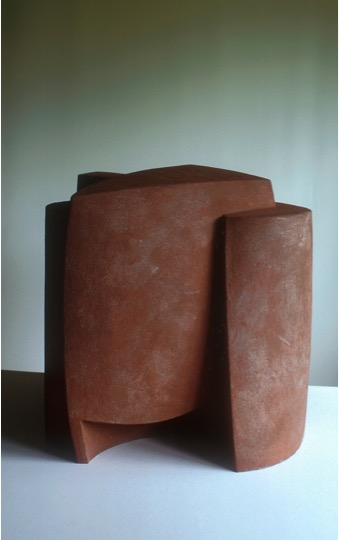 Dipping lugger, 1993, 40cm high