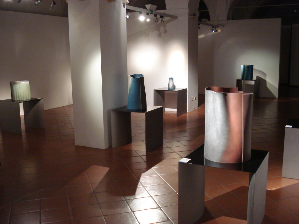 'I maestri del concorso' International Museum of Ceramics Faenza, Italy 2009