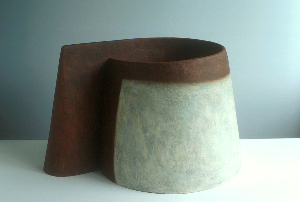 Pot, 1994, 38cm high