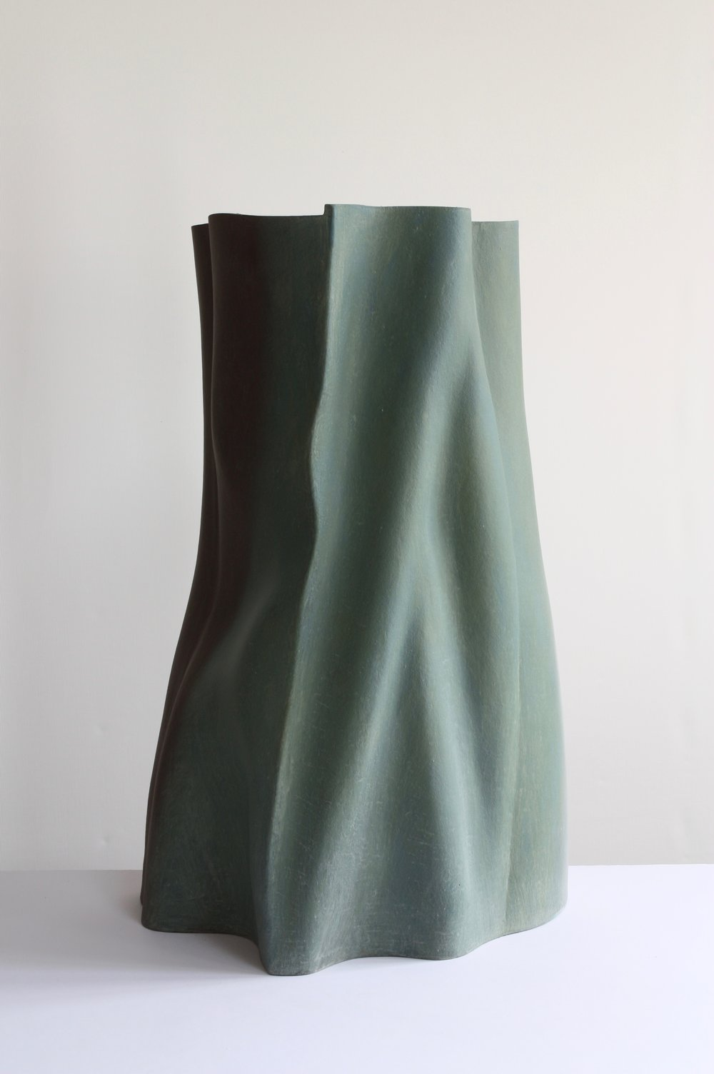 Plainsong, 2015, 55cm high