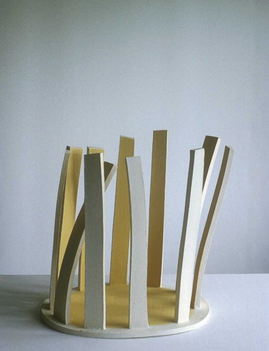 Vessel with content, 1998, 30cm high