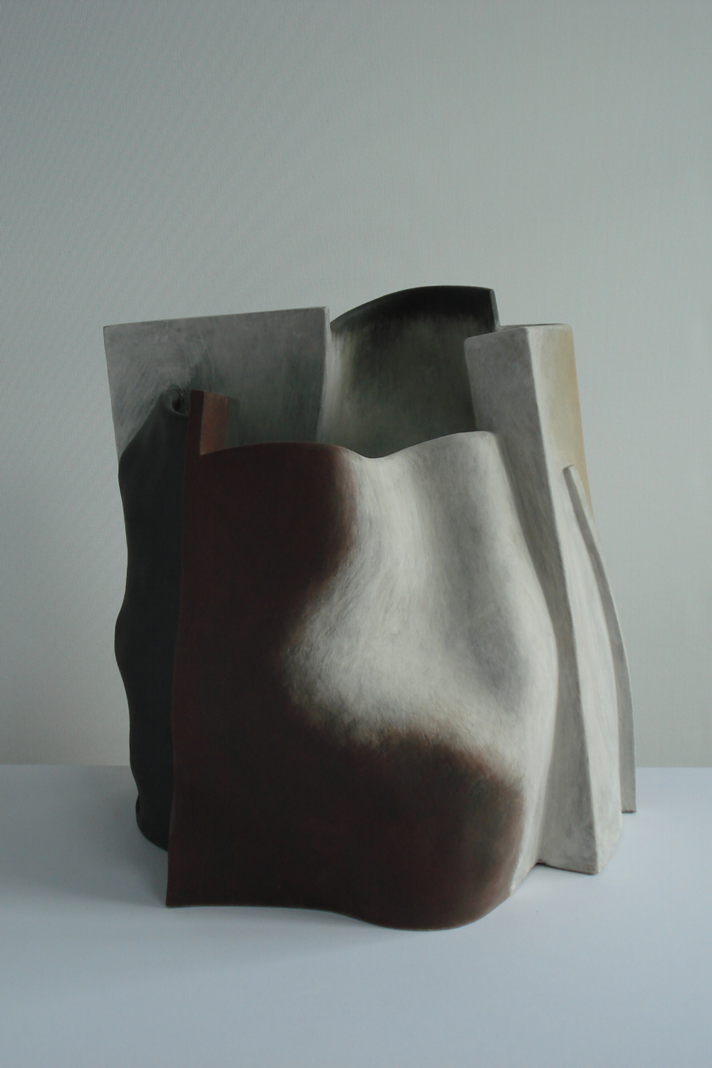 Groundwork, 2007, 31cm high