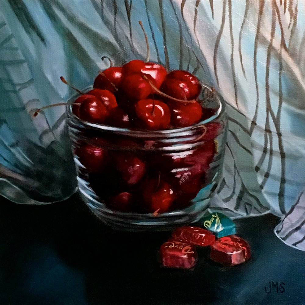 Cherries and Chocolates