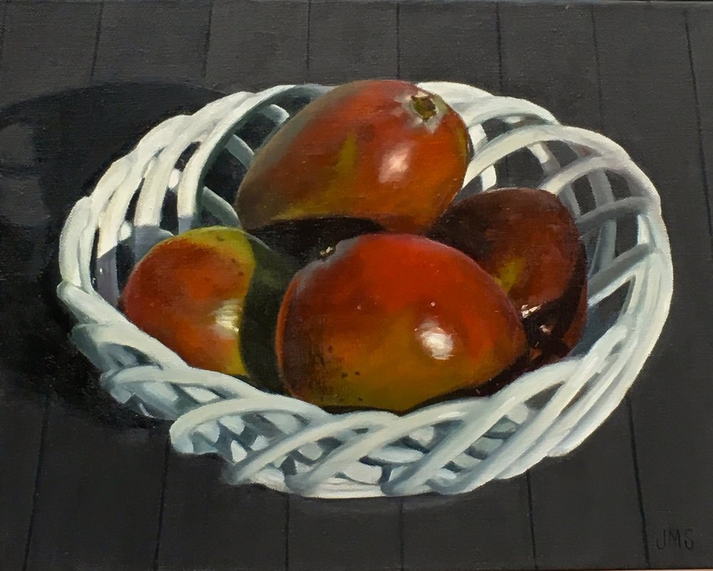 Four Mangoes