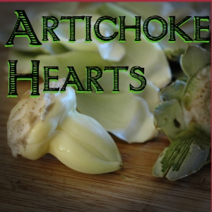 Marinated Artichoke Hearts from Scratch