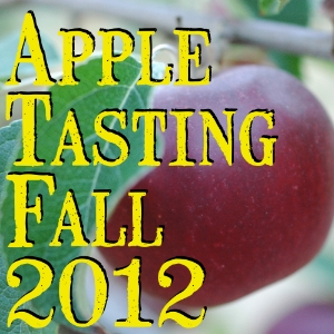 Apple tasting notes fall 2012