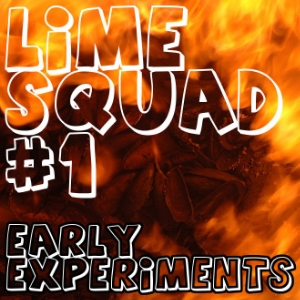 Lime Squad I:  Early experiments in lime burning