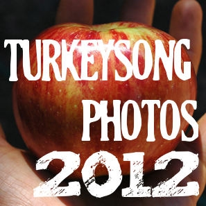 Turkeysong, the year in pictures 2012