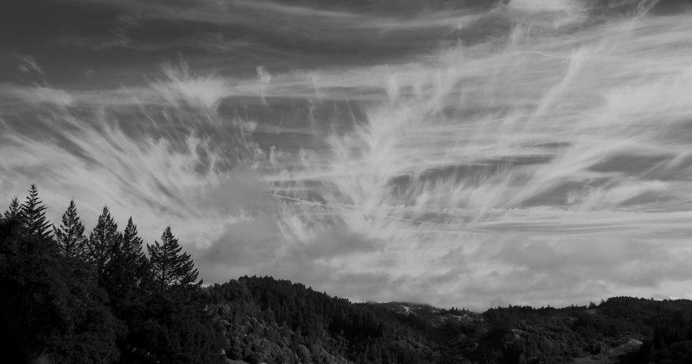 fan cloud panorama