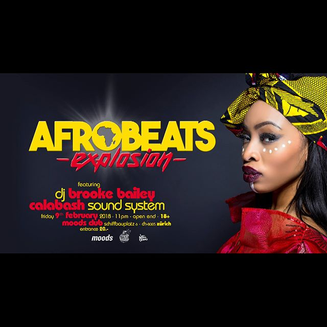 Don't miss the next chapter of @afrobeatsexplosion tonight at @moods_zurich! In the mix: Calabash Soundsystem alongside @dj_brookebailey all the way from 🇧🇪 #afrobeatsexplosion #zurich #nightlife #calabash #thecalabashment #AnAfricanTing