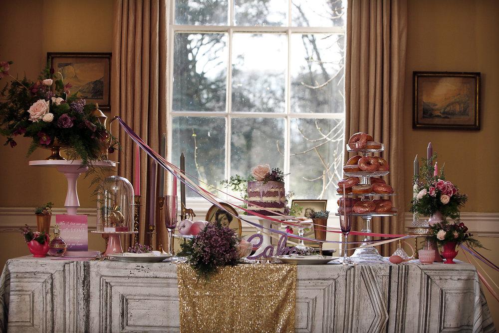 wedding cake Leicestershire