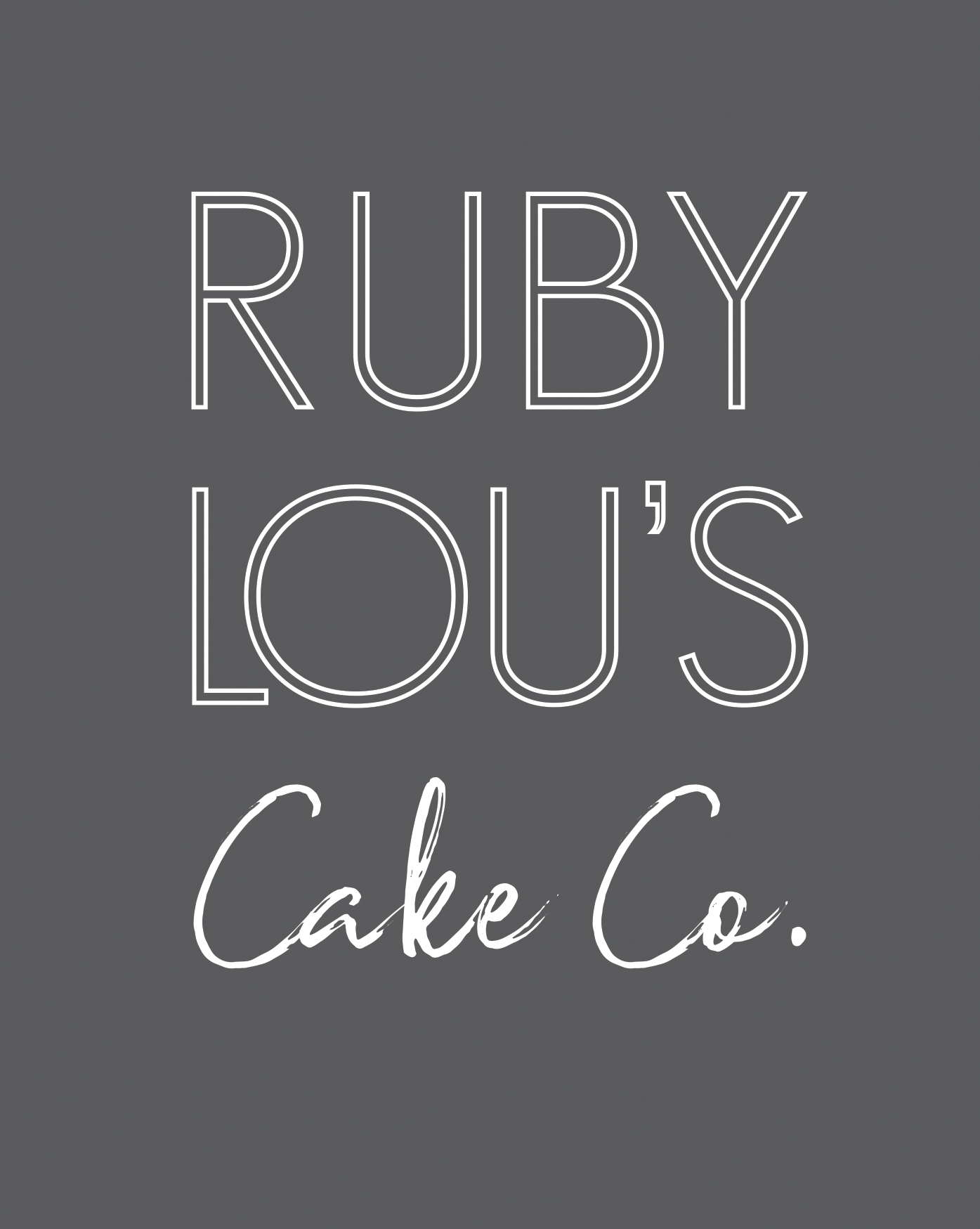 Ruby Lou's Cake Co