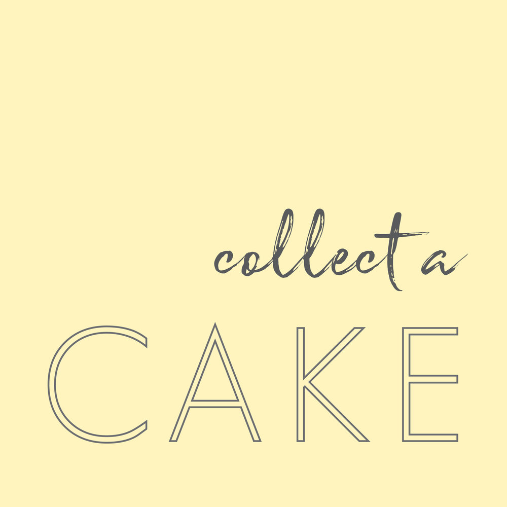 Collect a Cake | Yummy Little Cakes, Nottingham