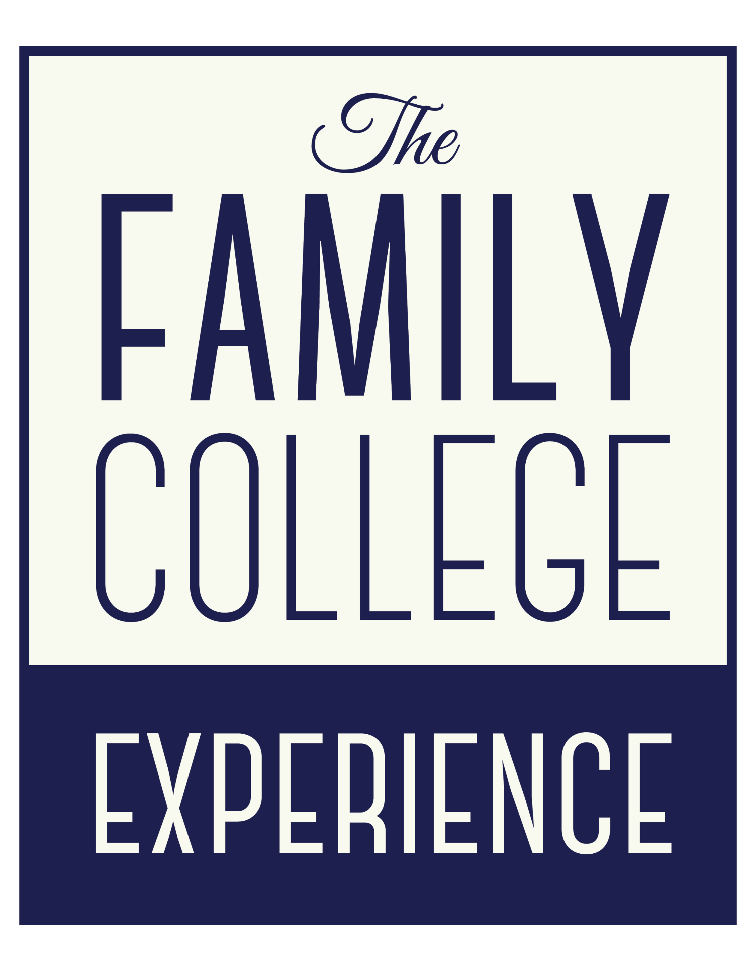 Family College Experience