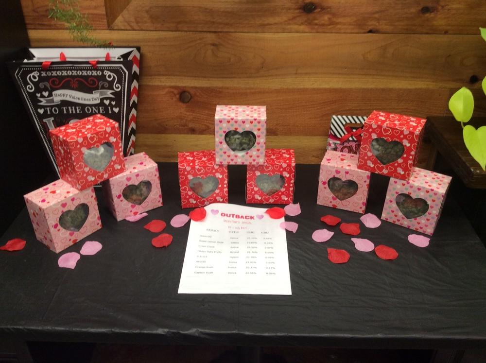 Außergewöhnlich Outback Bud Company Valentines Special