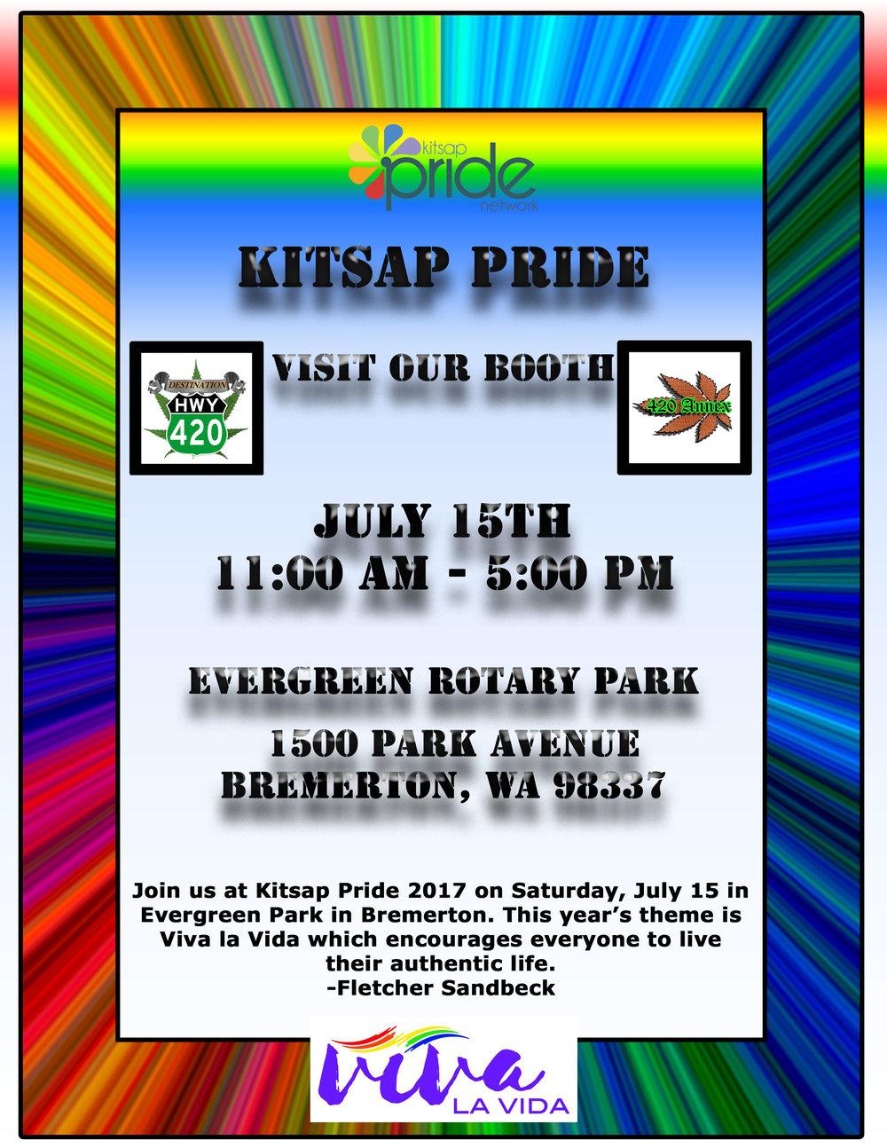 Kitsap Pride La Vida 2017