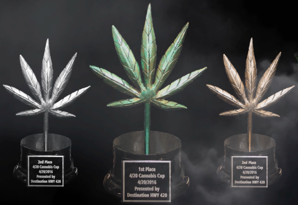 The 420 Gold Cannabis Cup Judges will be deciding the winners of the 2019 marijuana competition! The 420 Annex wants you to become a judge! Stop by Destination HWY 420 in East Bremerton for your chance to be a judge of a cannabis cup competition!