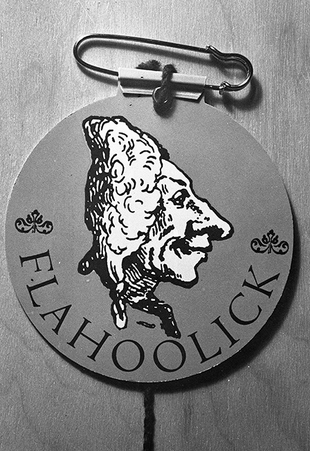 Flahoolick badge