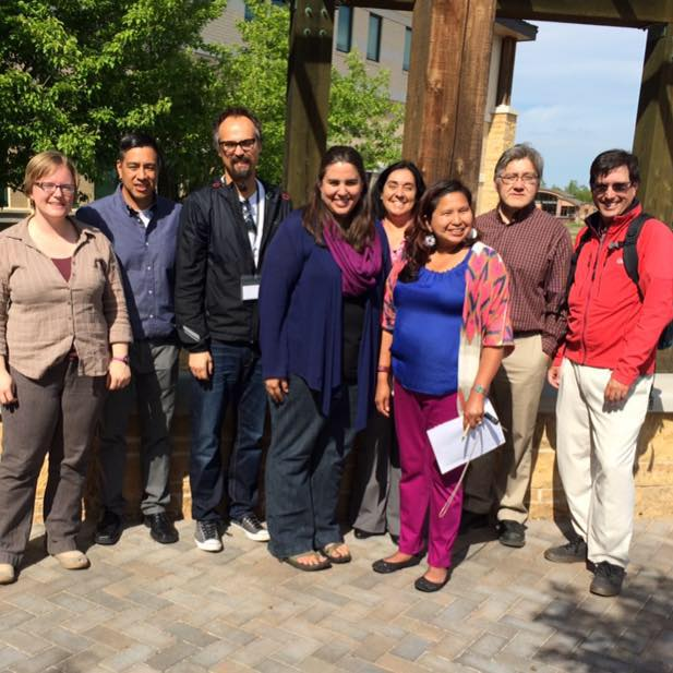 Tribal Student and Intern Facilitation Team: 2015 Tribal Climate Change Workshop  for Forest County Potawatomi