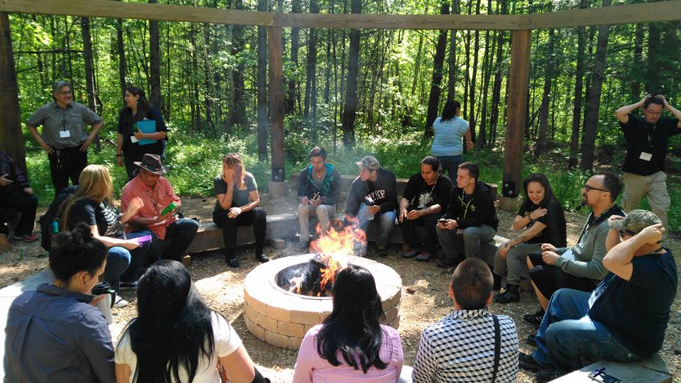 Indigenous Planning Summer Institute  2016 / College of Menominee Nation Sustainable Development Institute / Menominee Nation