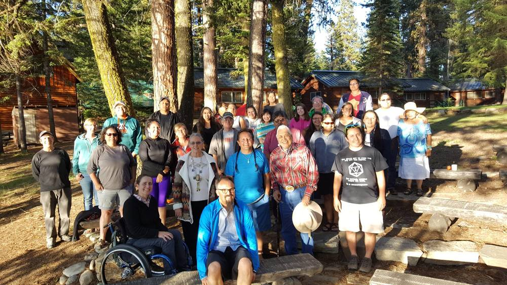 Tribal Climate Camp  2016 / Hosted by the Nez Perce Tribe and University of Idaho / McCall , Idaho