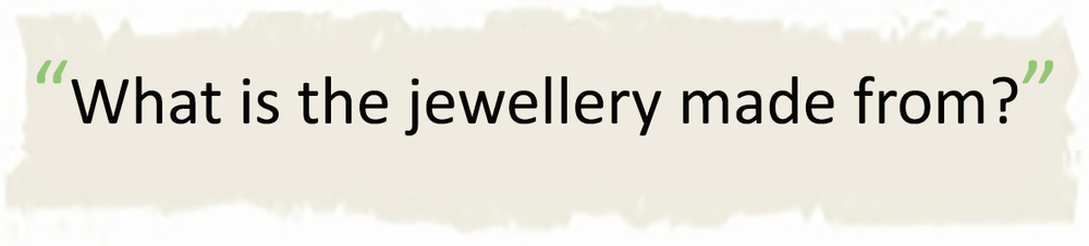 handmade silver jewellery from childrens drawings