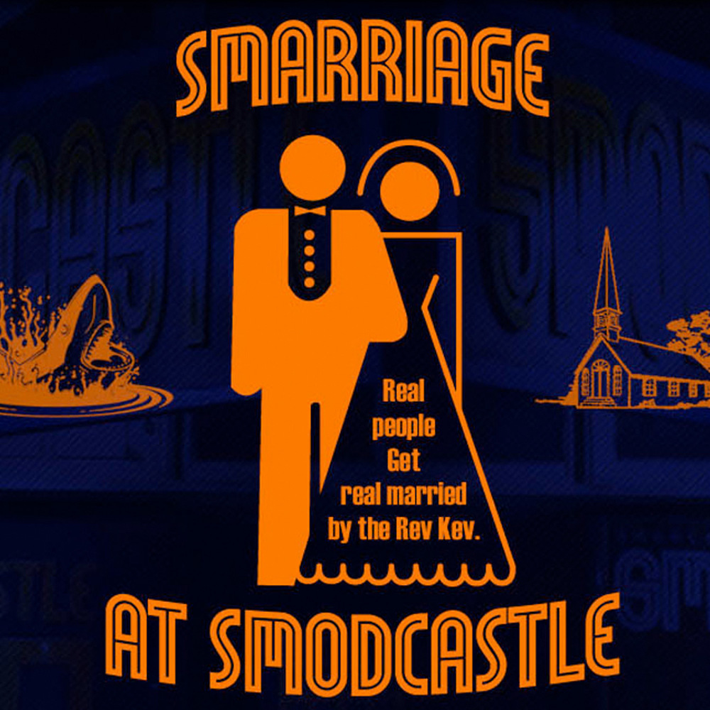 Smarriage at Smodcastle