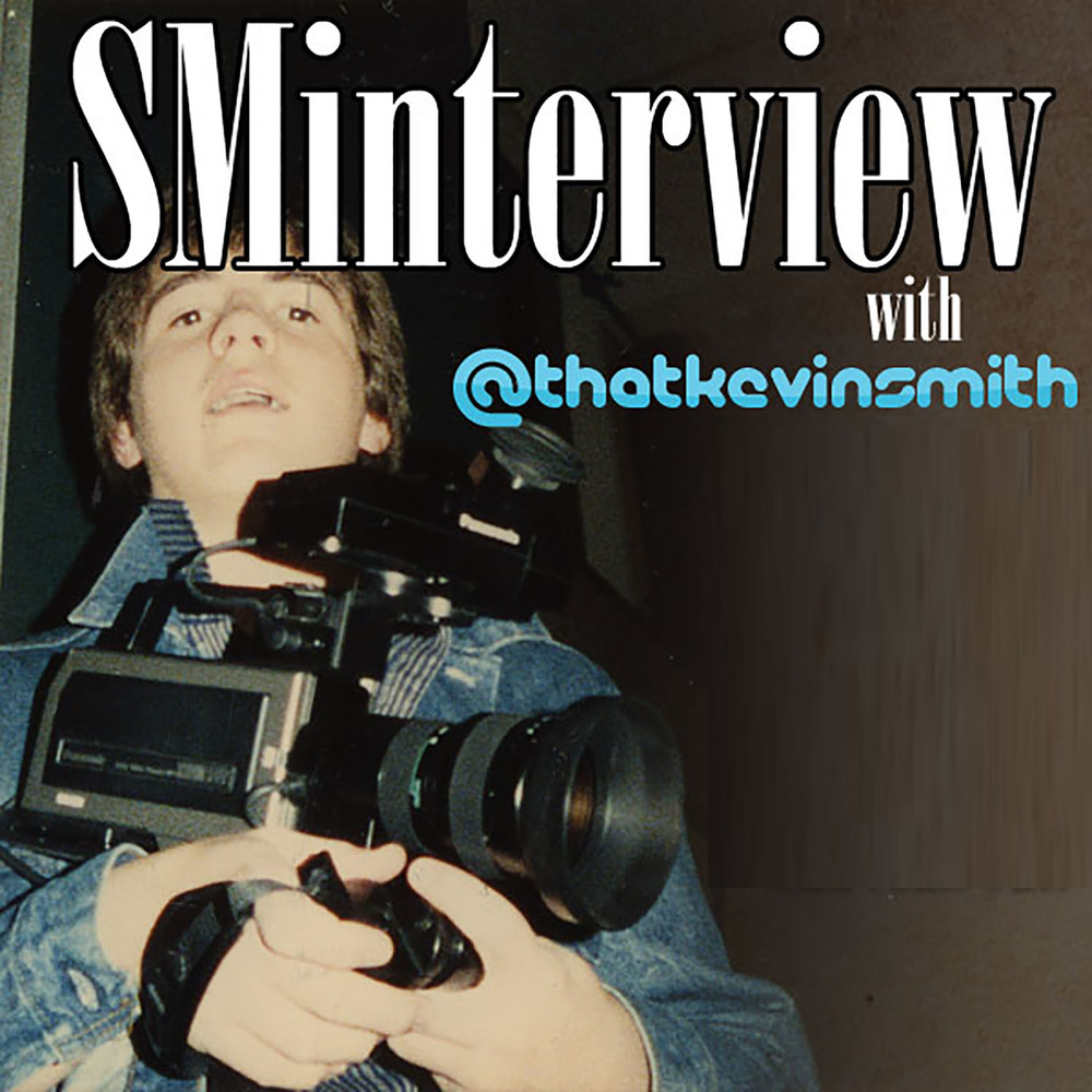 SMinterview with @ThatKevinSmith